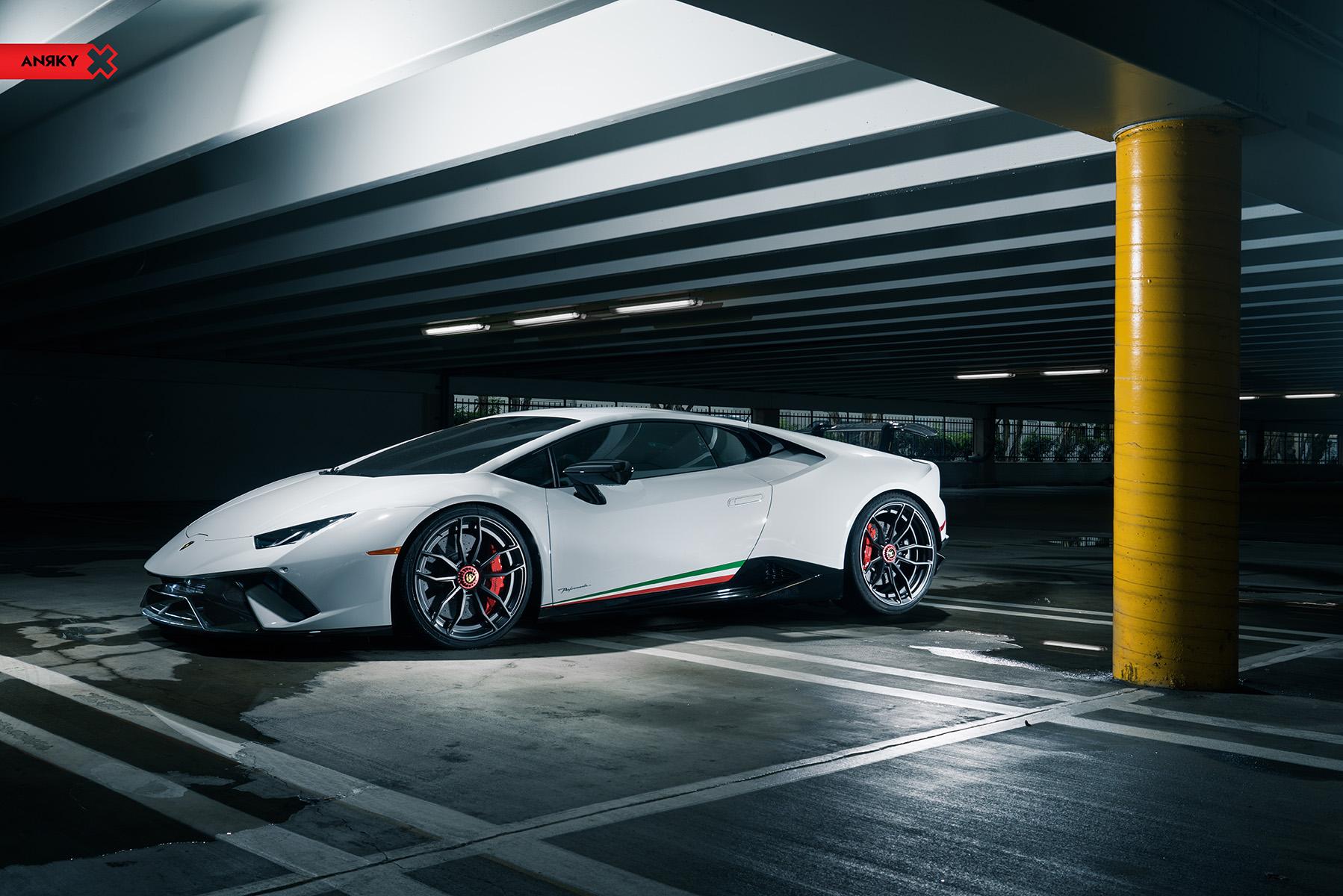 Lamborghini Huracan Performante Anrky Wheels