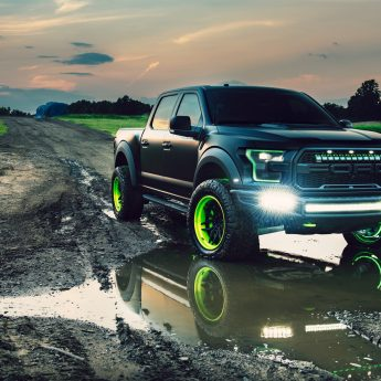 Ford F150 Raptor – AN36