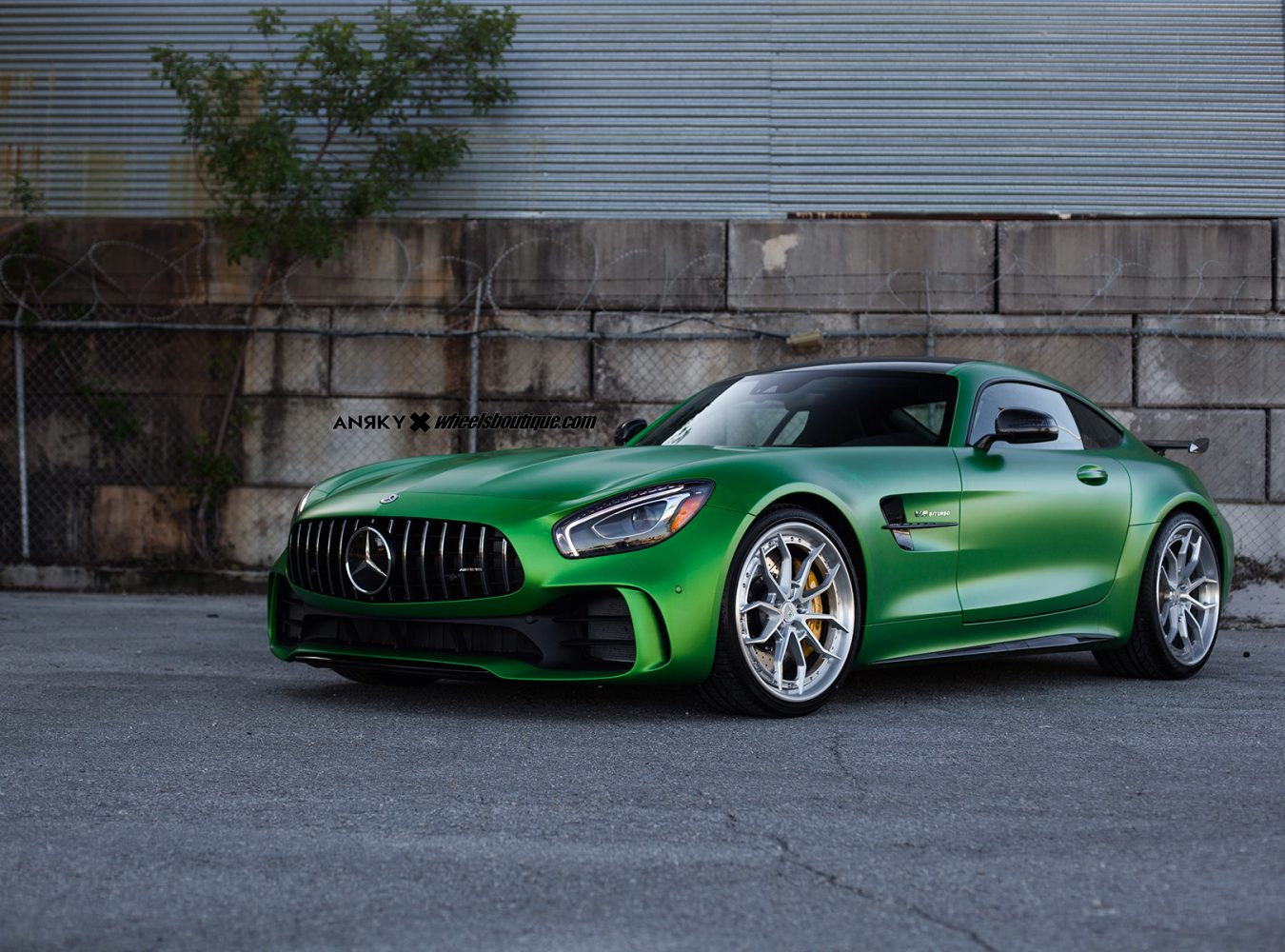 mercedes amg gtr anrky wheels. Black Bedroom Furniture Sets. Home Design Ideas