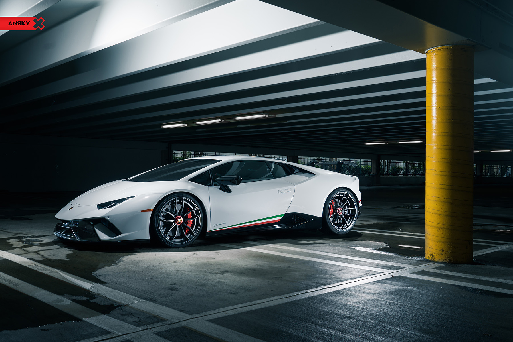 Lamborghini Huracan Performante – Anrky Wheels