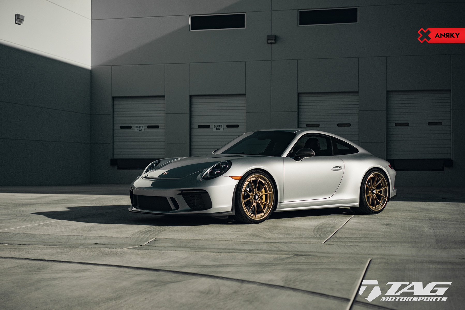 Porsche 991 GT3 Touring
