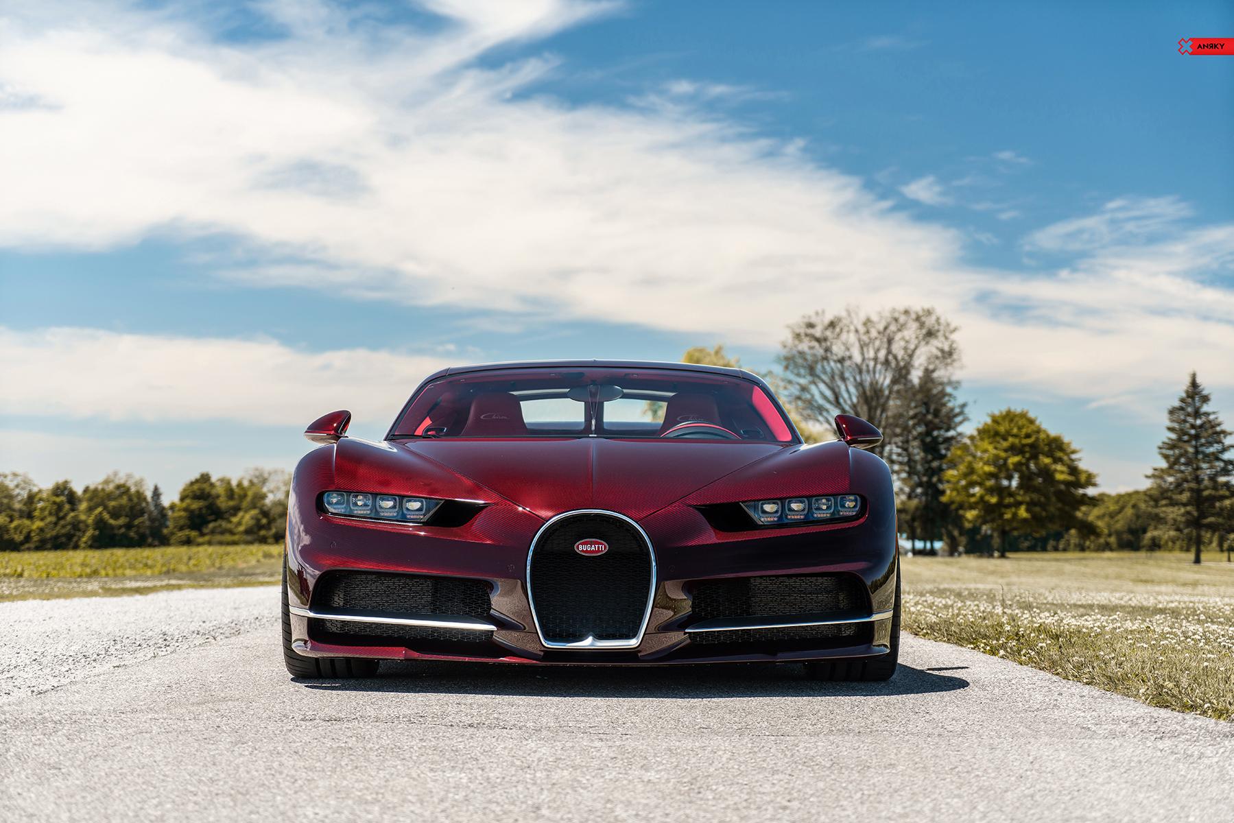 Bugatti Chiron AN11