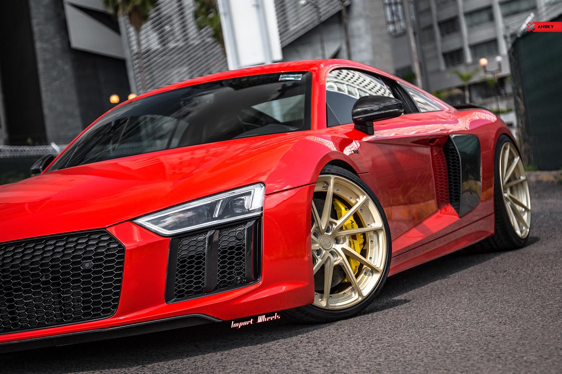 Audi R8 – AN23