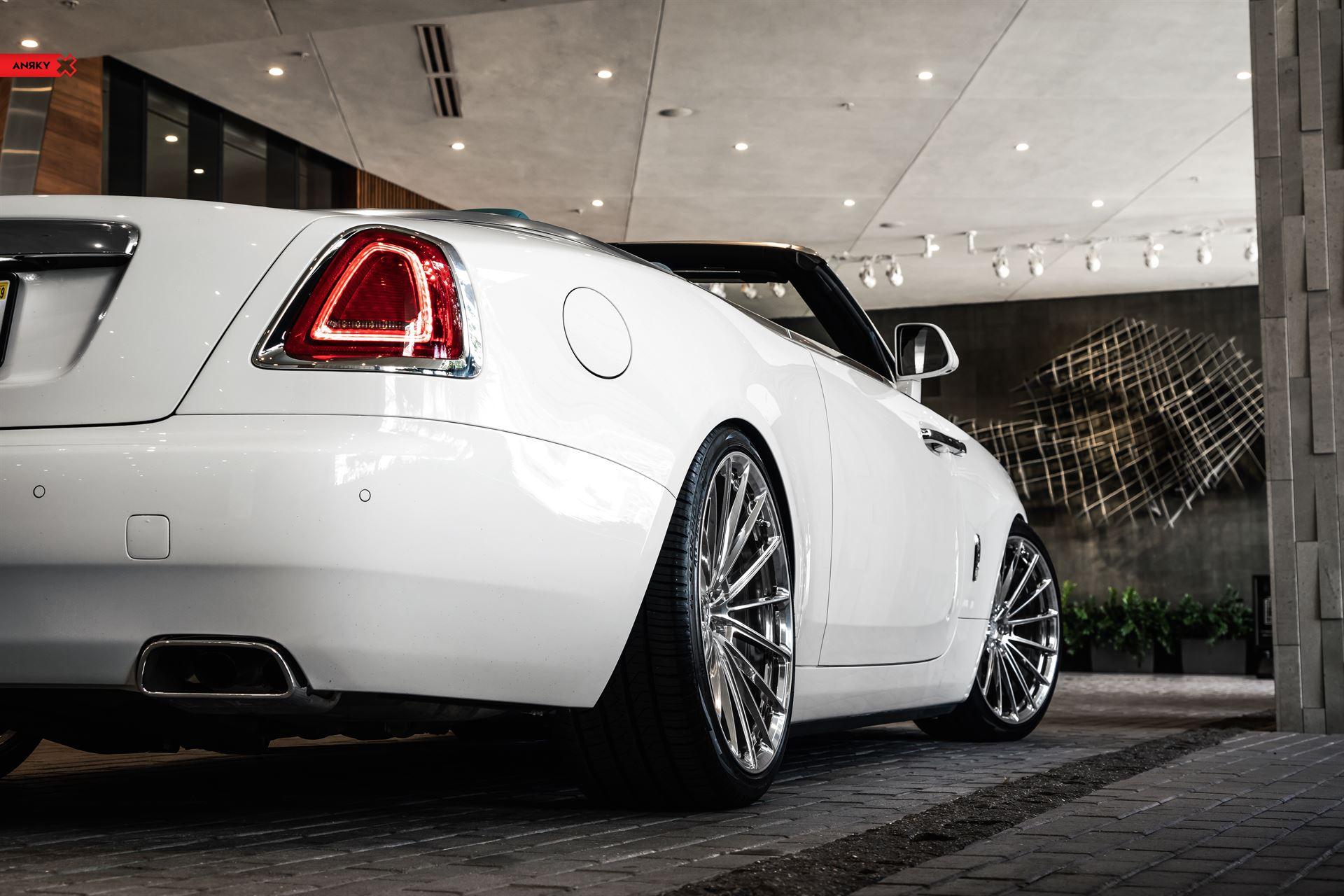AN19 SeriesONE Monoblock – Rolls Royce Dawn