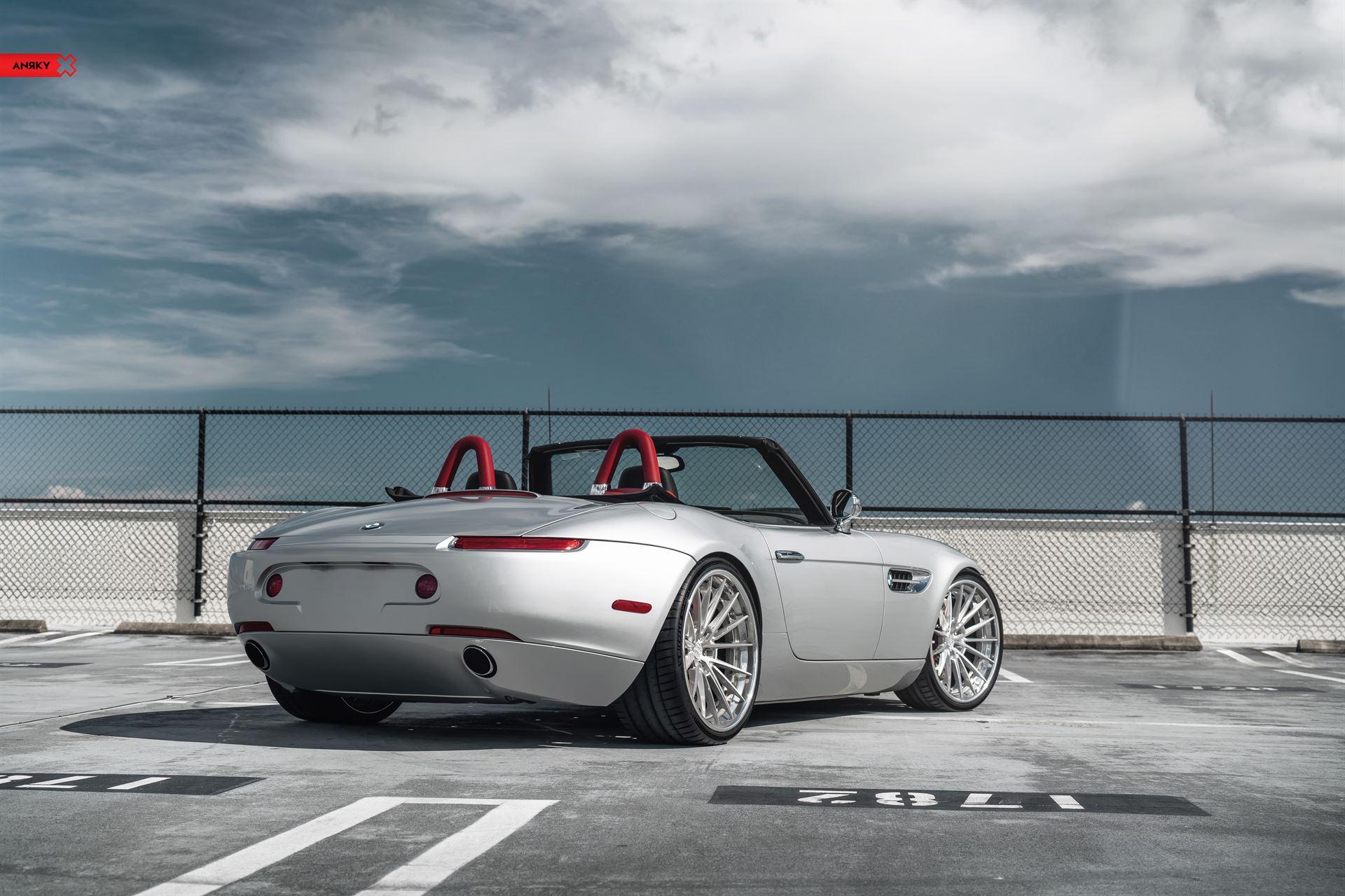 BMW I Series >> AN39 SeriesTHREE - BMW Z8 | Anrky Wheels