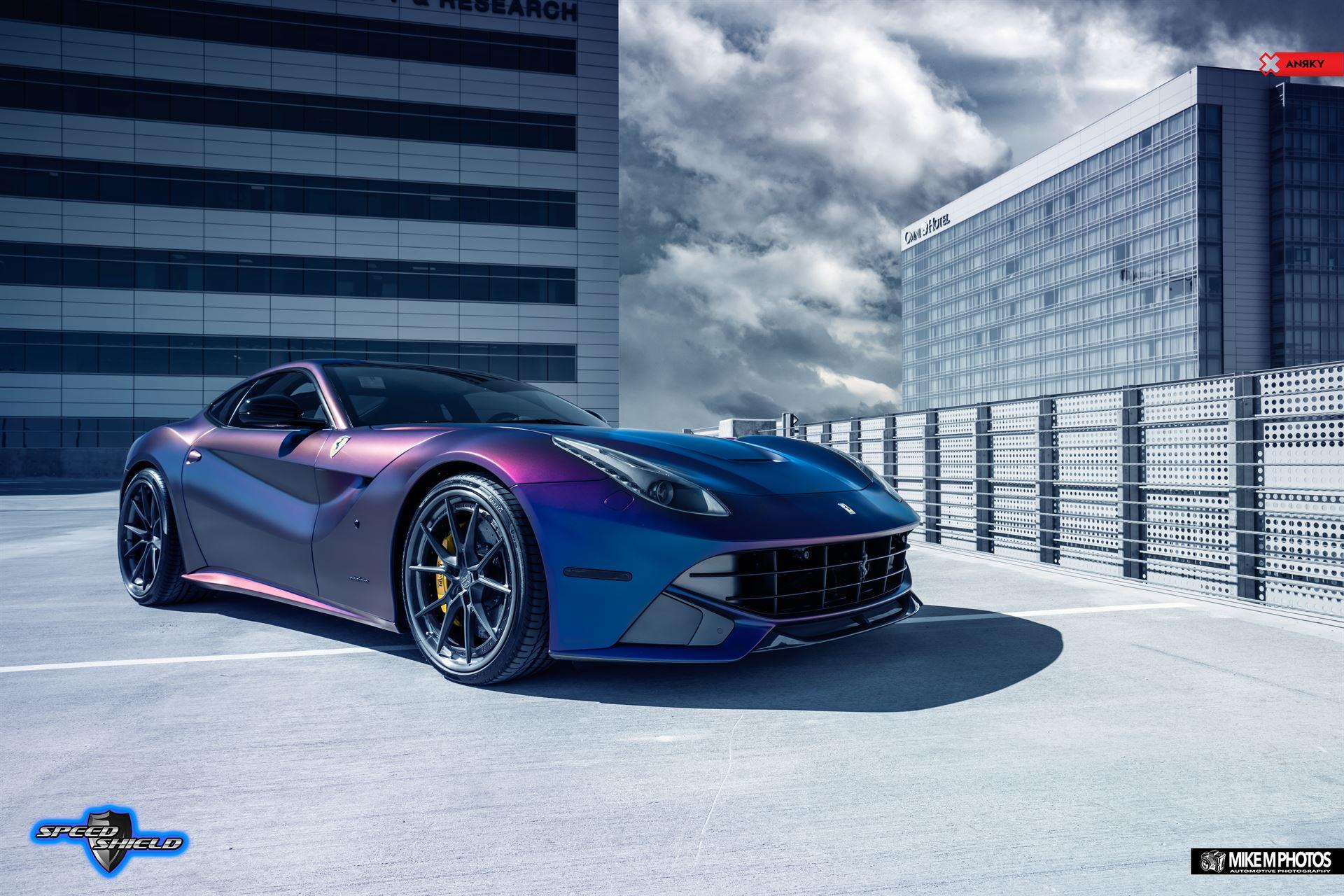 Ferrari F12 – AN32 SeriesTHREE