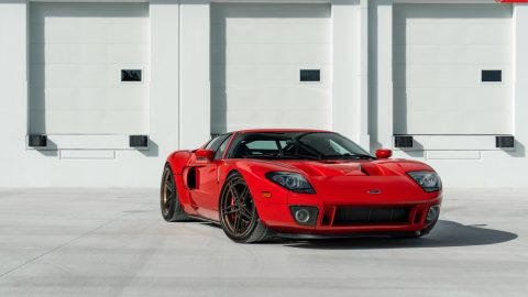 Ford GT – AN37 SeriesTHREE