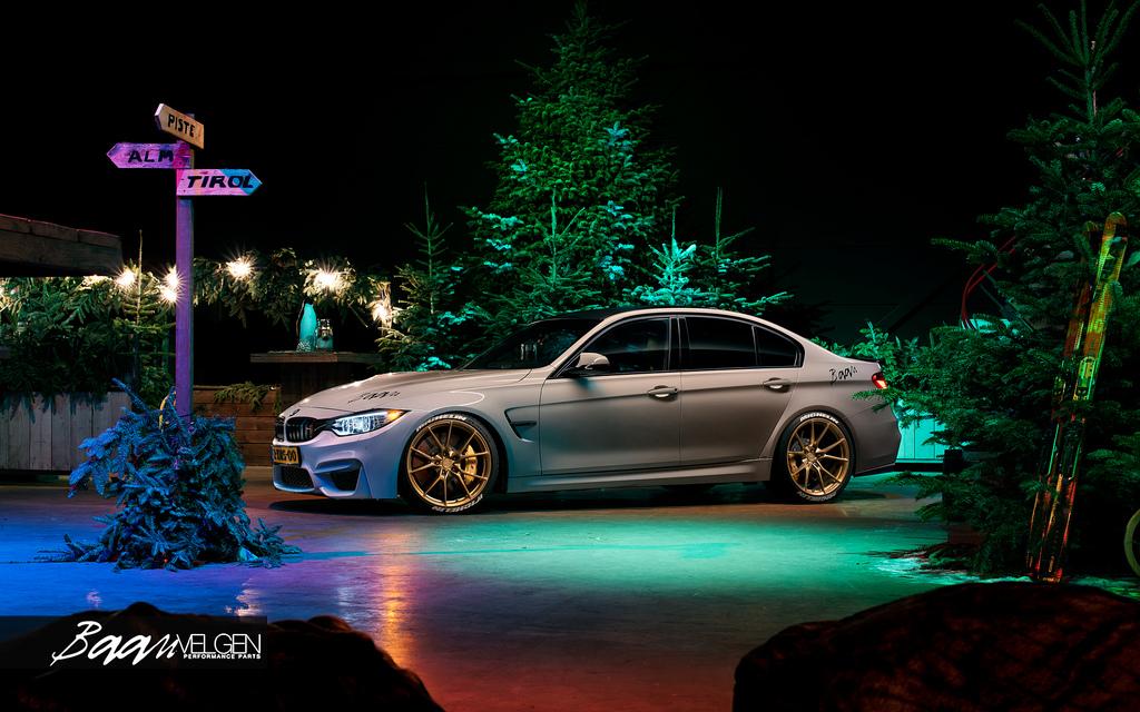 BMW F80 M3 – AN12