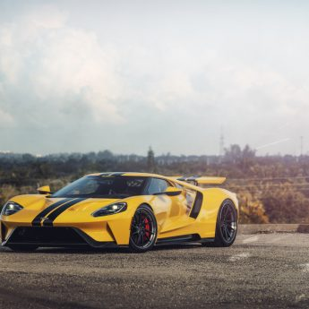 ANRKY Wheels – Ford GT – AN33