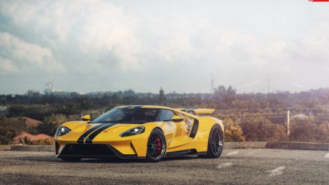 Ford GT – AN33