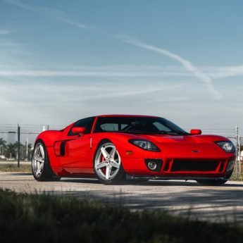 ANRKY Wheels – Twin Turbo Ford GT – AN35