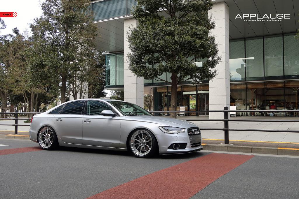 Audi A6 – AN21 SeriesTWO