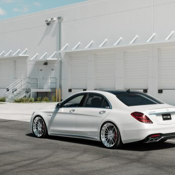 Mercedes Benz S63 – AN29 SeriesTWO