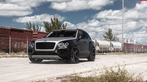 Bentley Bentayga – AN35 SeriesTHREE