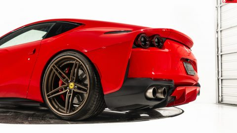 ANRK Wheels – Ferrari 812 Superfast – AN37 SeriesTHREE
