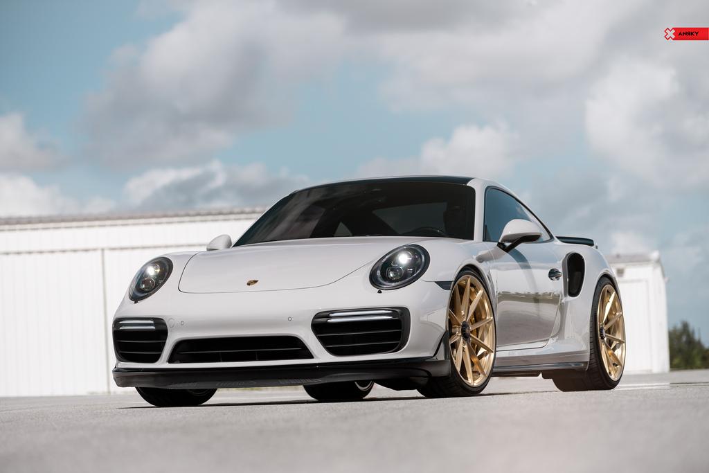Porsche 991TTS – AN18 CL  SeriesONE