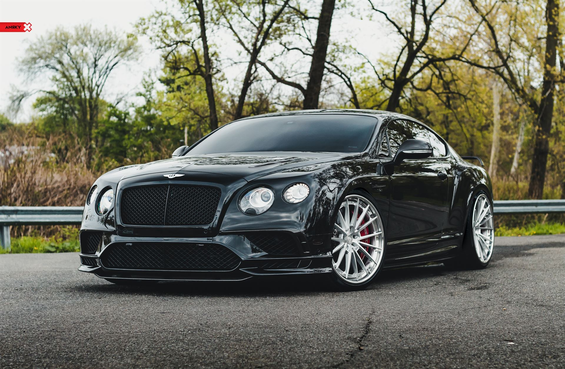 Bentley Continental SuperSport – AN39 SeriesTHREE