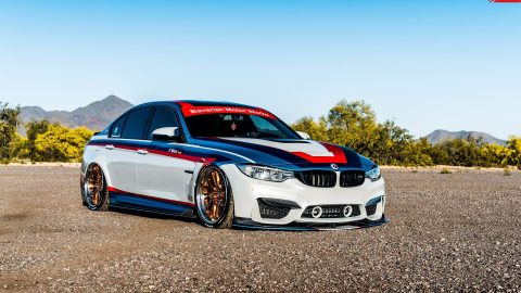 BMW M3 – RetroSeries RS3