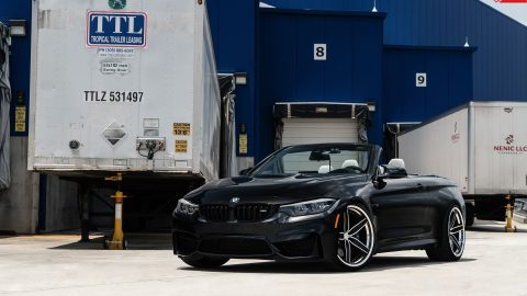 BMW M4 Convertible – AN35 SeriesTHREE
