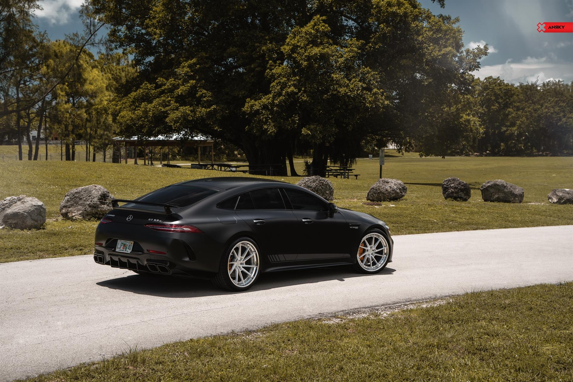 Black Rolls Royce >> Mercedes Benz AMG GT63s - AN33 SeriesTHREE | Anrky Wheels