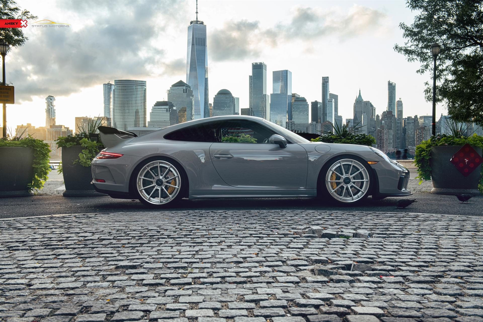 Porsche GT3 – AN38CL SeriesTHREE