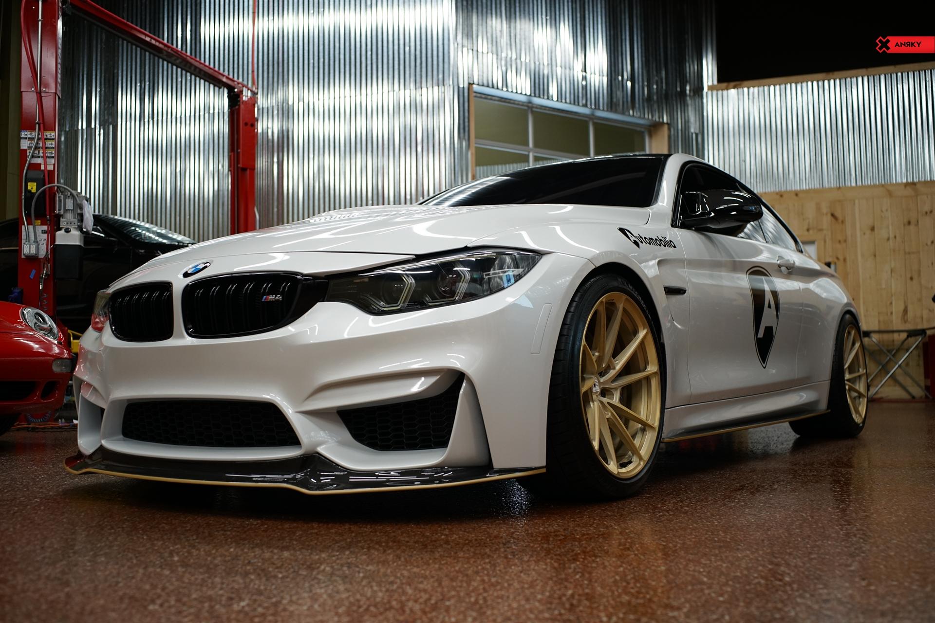 BMW M4 – AN13 SeriesONE Monoblock