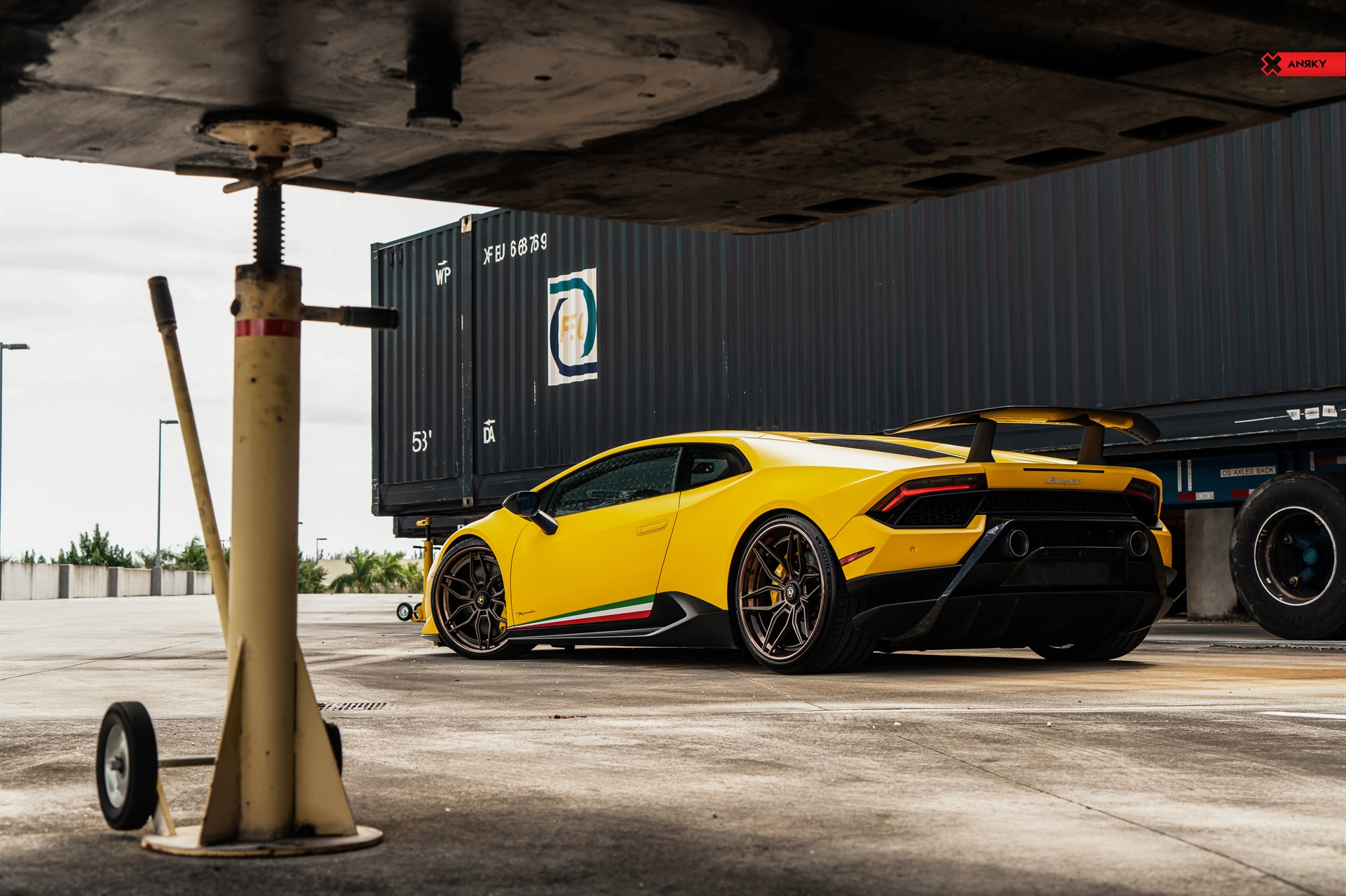 Lamborghini Huracan Performante – AN36 CL