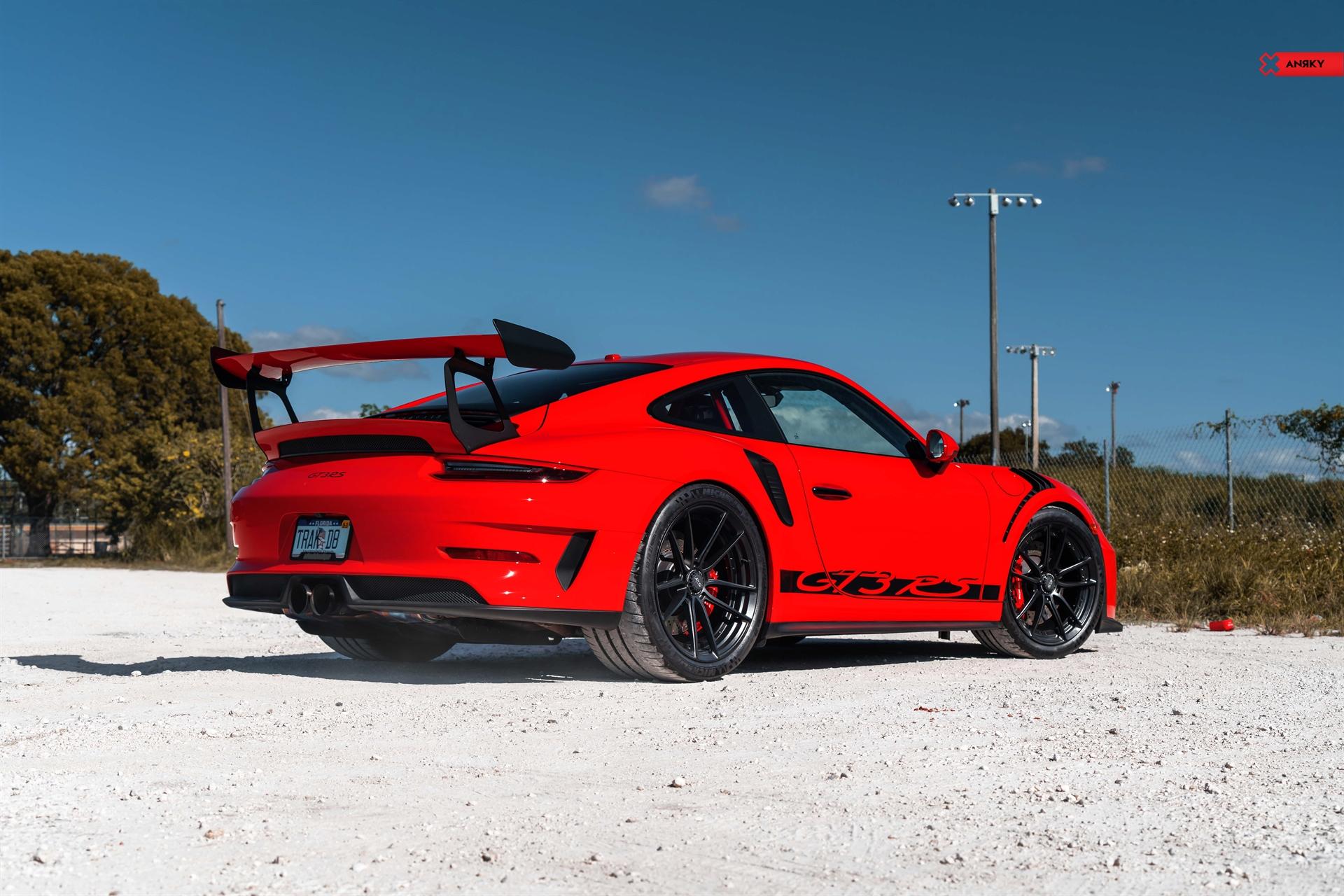 Porsche 991.2 GT3RS – AN24 SeriesTWO