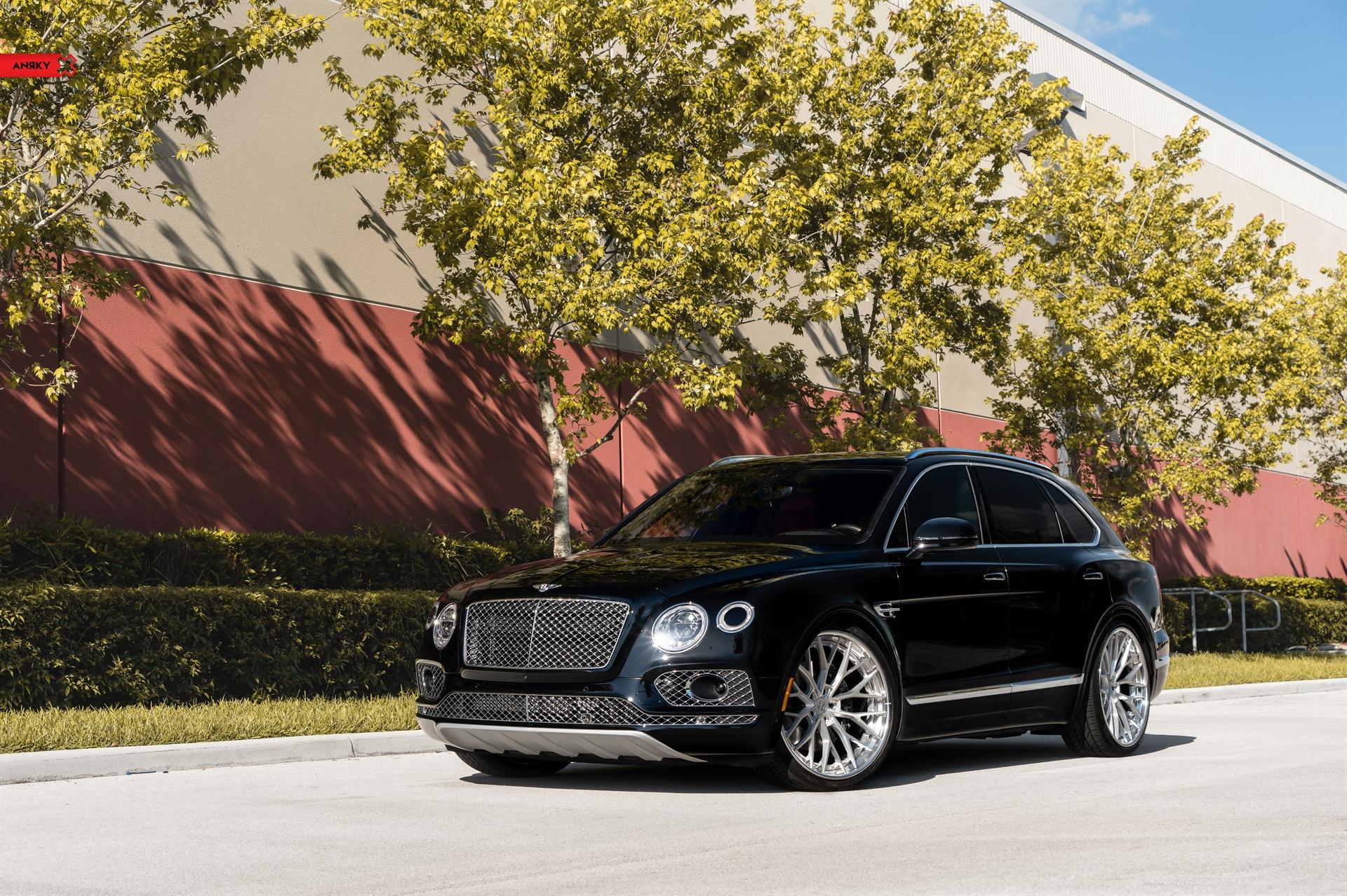 ANRKY Wheels – Bentley Bentayga – AN30 SeriesTHREE
