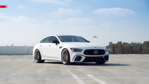 Mercedes Benz AMG GT63s – RetroSeries RS1