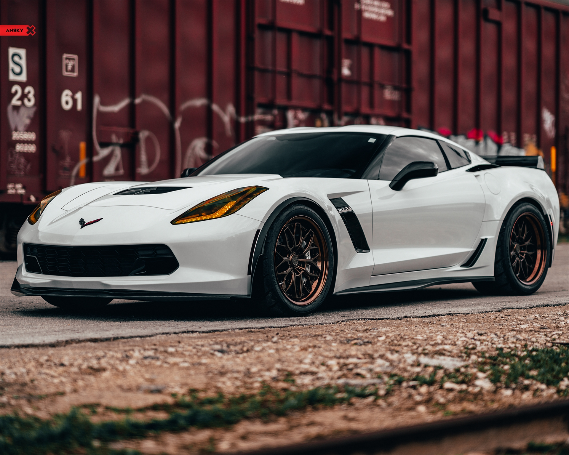 C7 Chevrolet Corvette Z06  – RETROSeries RS1