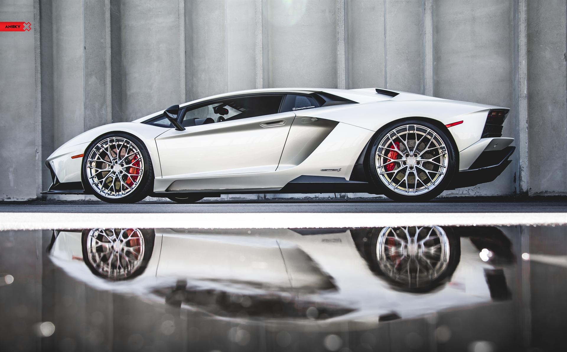 Lamborghini Aventador S – AN20 SeriesTWO