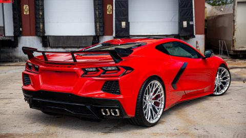 C8 Chevrolet Corvette Stingray – AN10 SeriesONE Monoblock