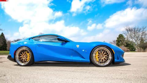 Ferrari 812 SuperFast – RetroSeries RS1