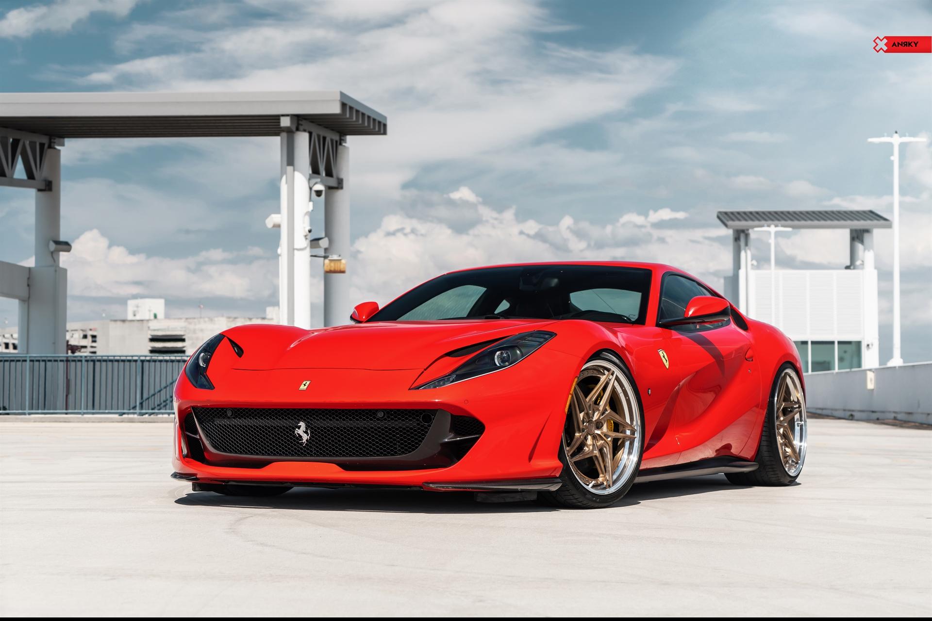ANRKY Wheels – Ferrari 812 Superfast – X|Series S3-X3