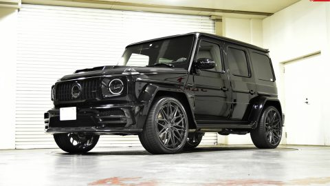 Mansory Mercedes Benz G63 AMG – X|series S3-X1