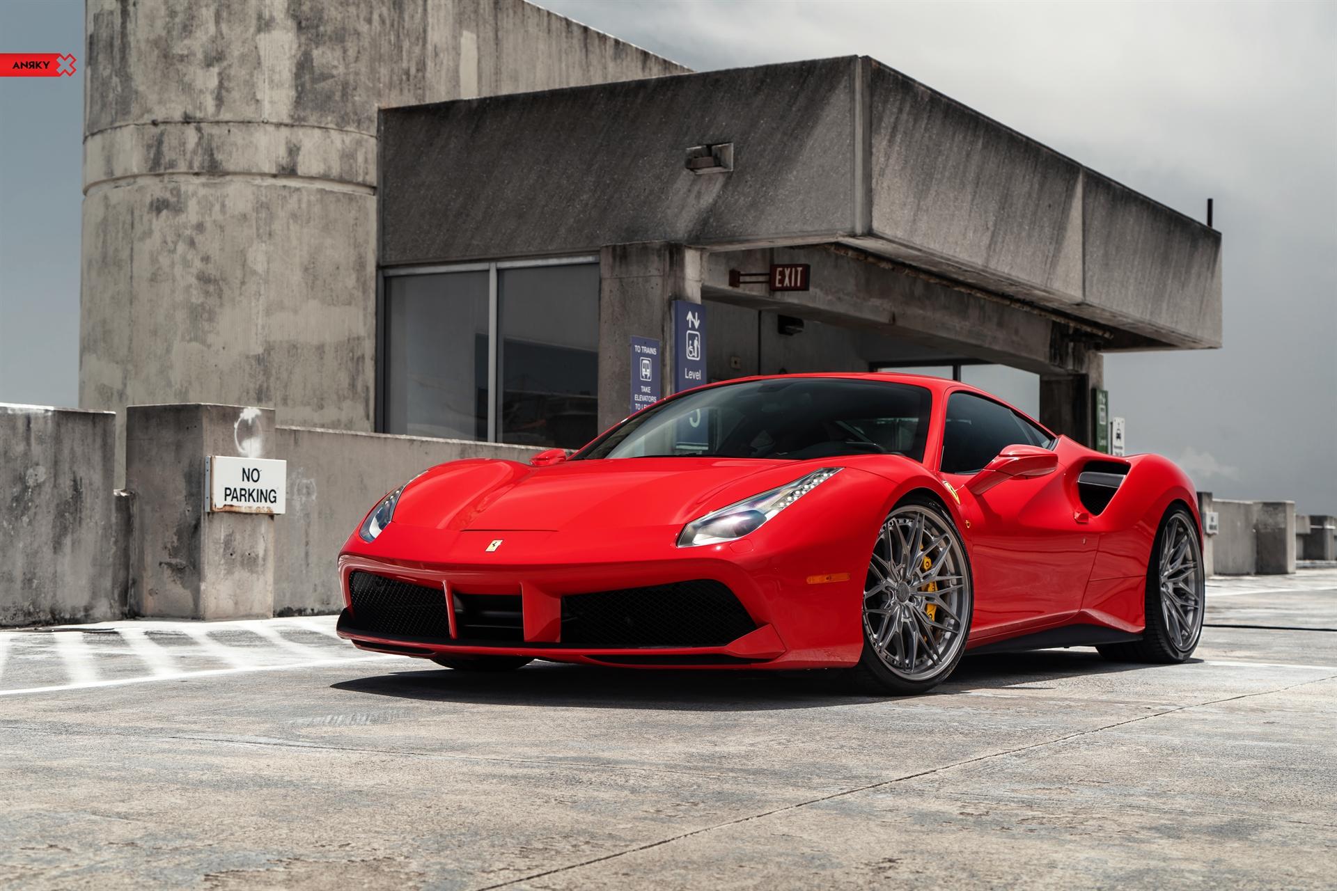 Ferrari 488 GTB – X|Series S3-X1