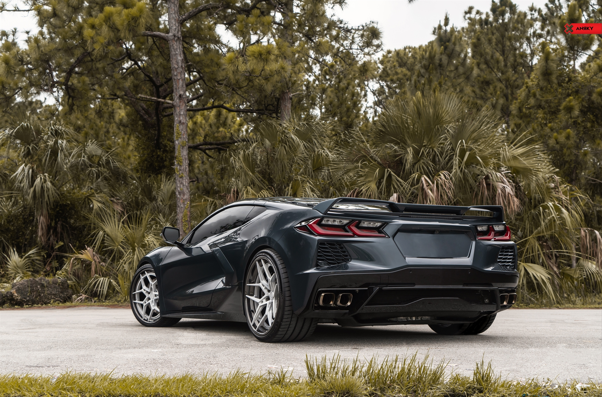Chevrolet C8 Corvette – X|Series S3-X4