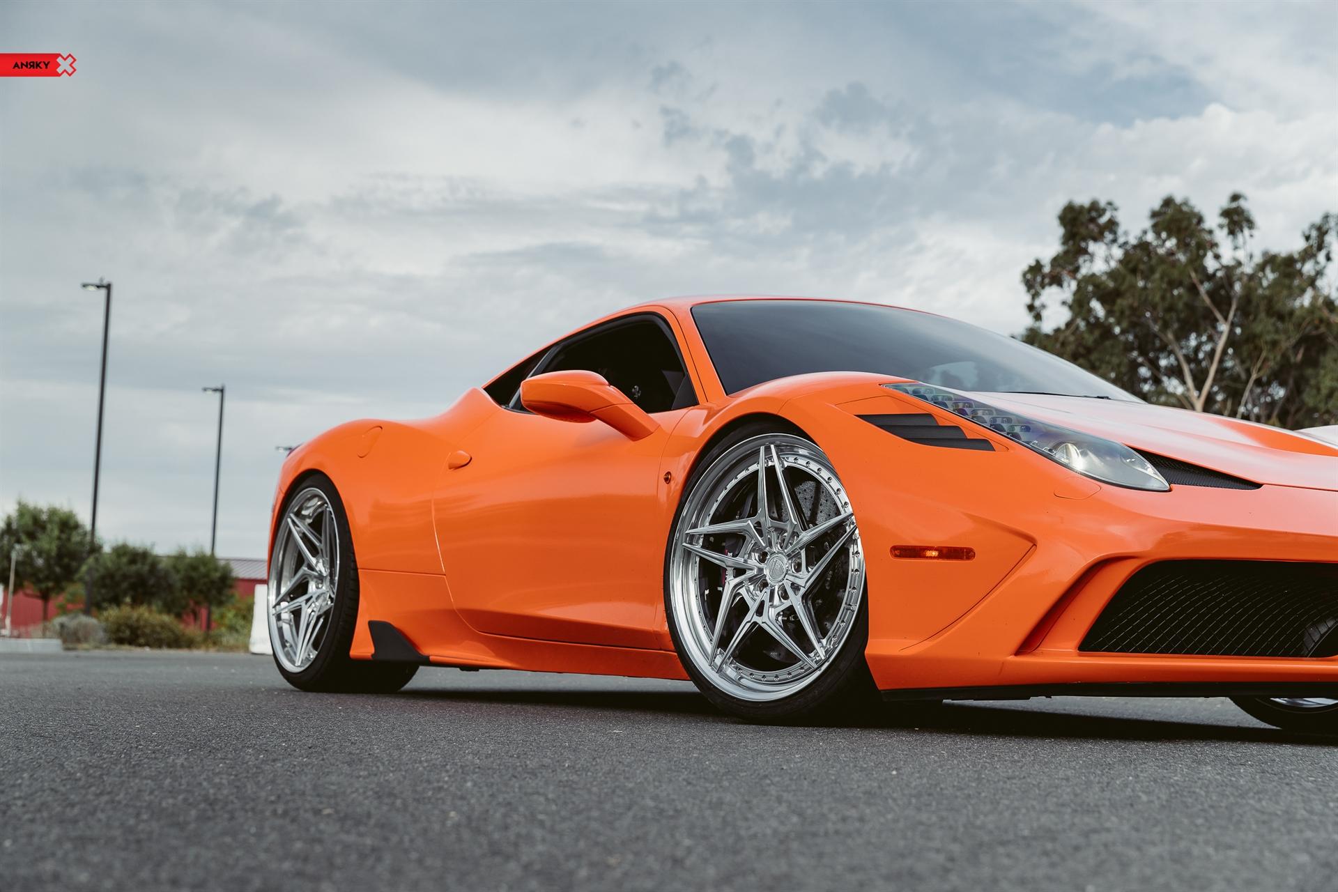 Ferrari 458 Speciale – X|Series S3-X3