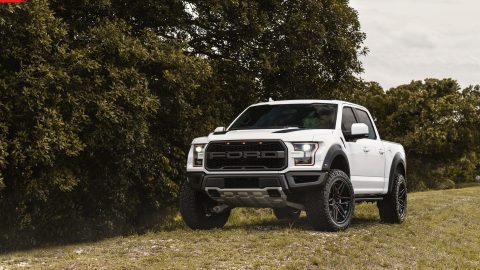 ANRKY Wheels – Ford F150 Raptor – AN36 SeriesTHREE