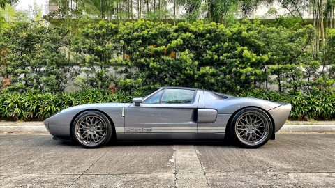 Ford GT – RETROSeries RS1