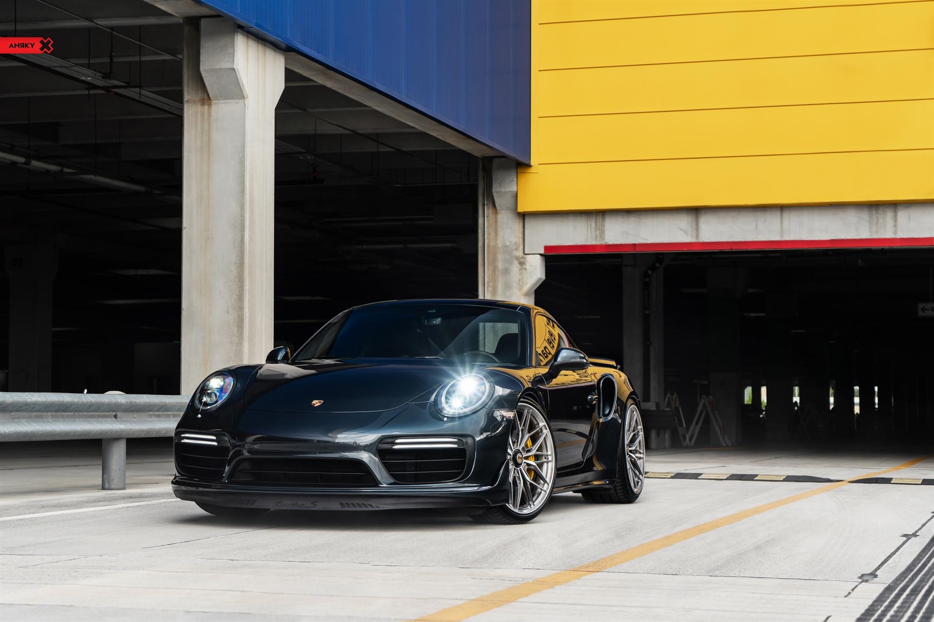 Porsche 991TT-S – X|Series S1-X1 Centerlock