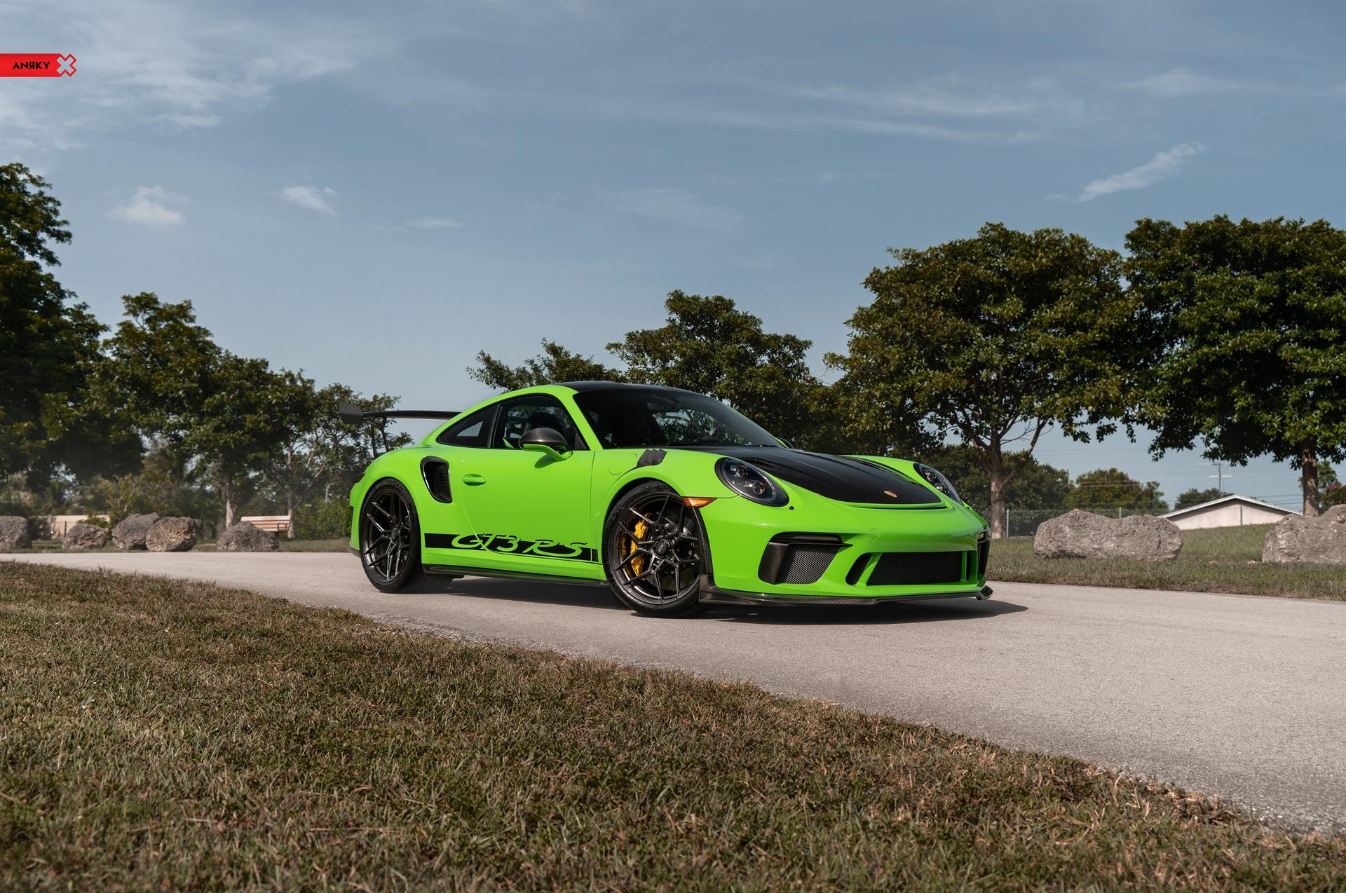 Porsche 991.2 GT3RS – X|Series S1-X4