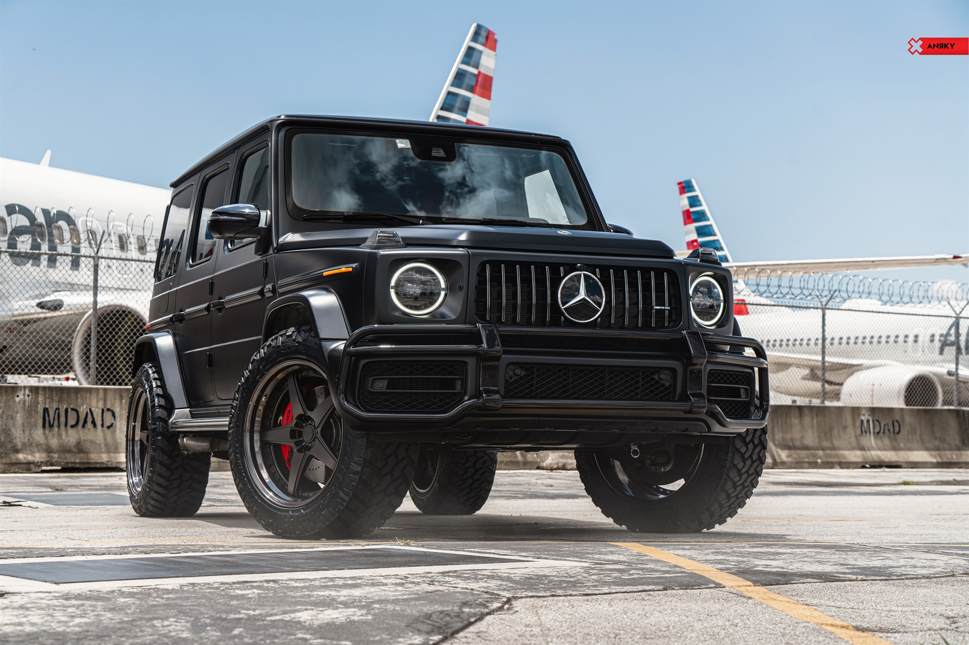 2020 Mercedes Benz G63 – RETROSeries RS5
