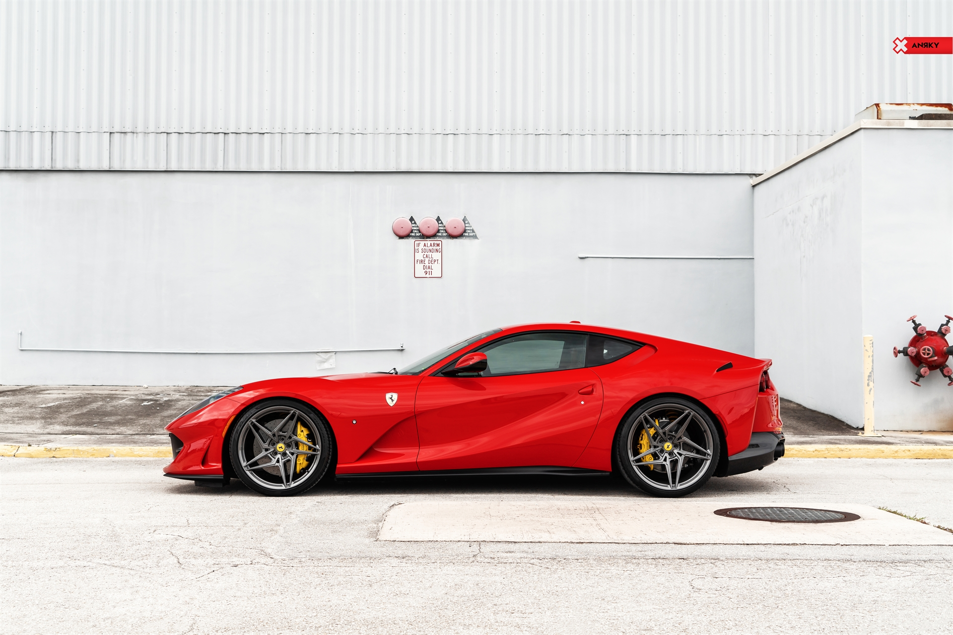 Ferrari 812 Superfast – X|Series S1-X3
