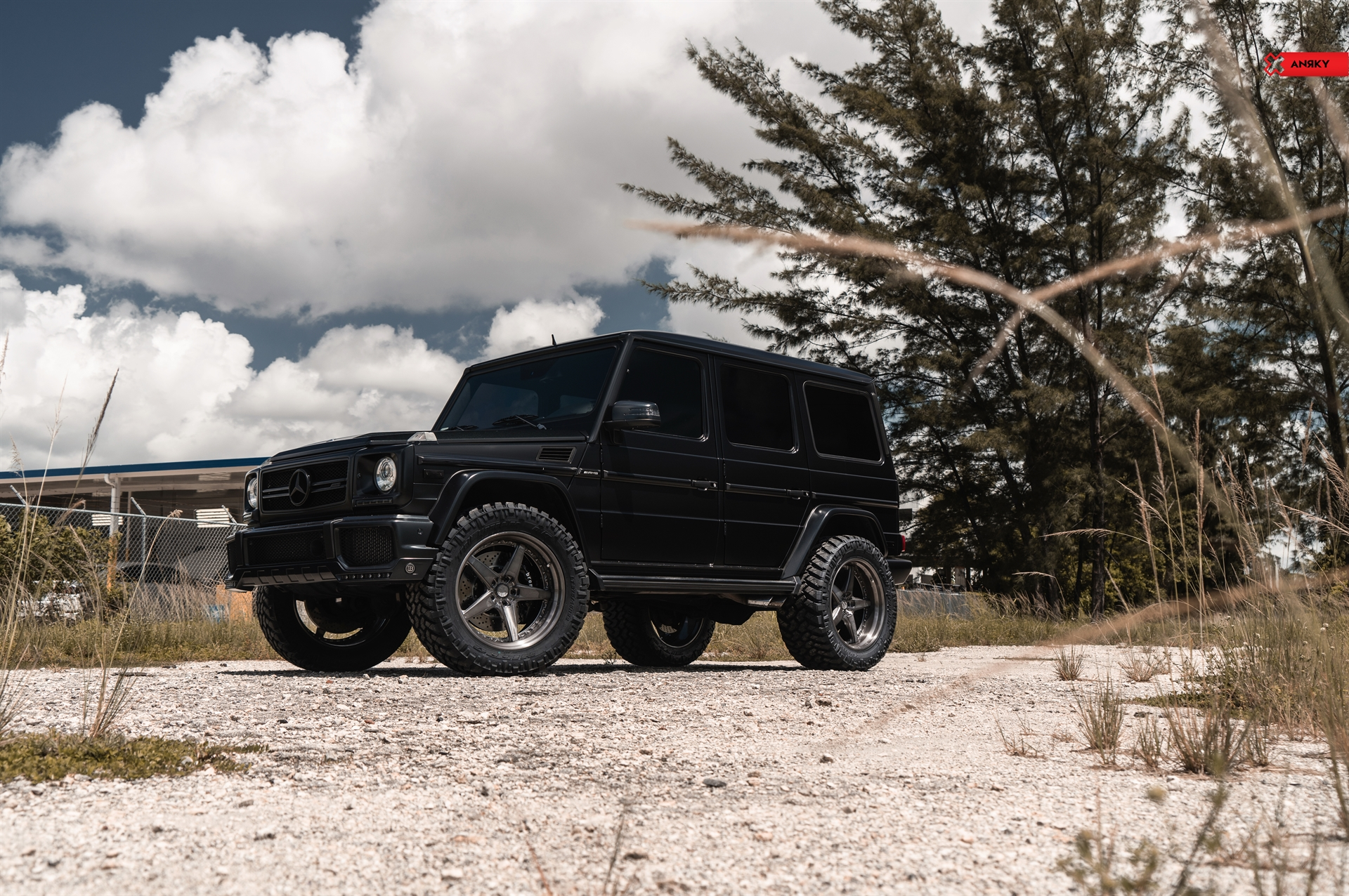 Mercedes Benz G63 – RETROSeries RS5