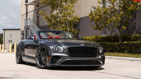 Bentley Continental GTC – X|Series S1-X1