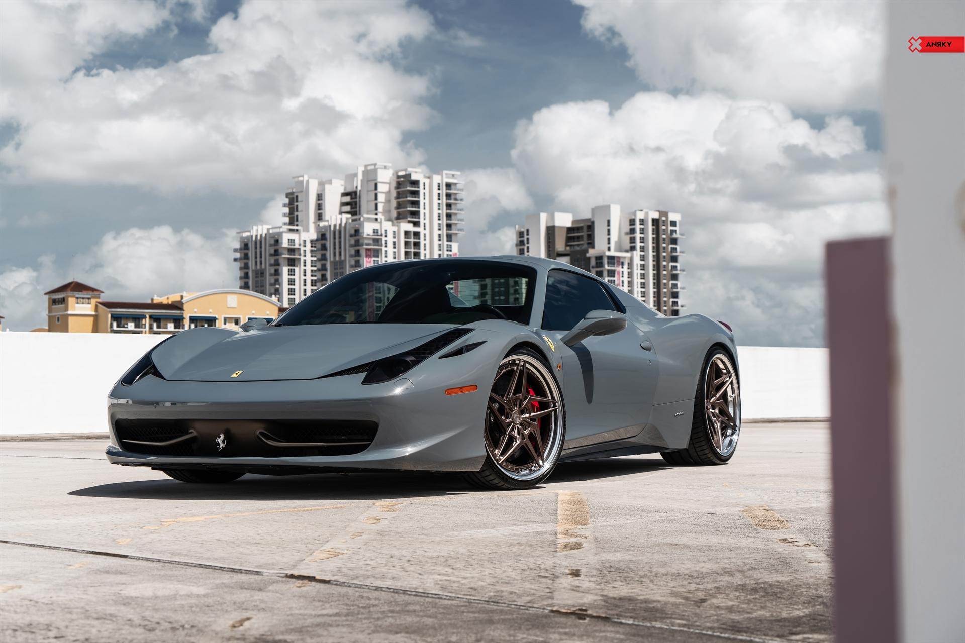 Ferrari 458 Spyder – X|Series S3-X3