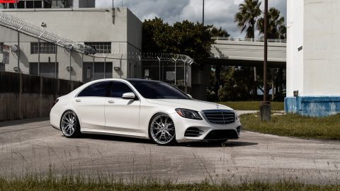 Mercedes Benz S560 – X|Series S1-X5