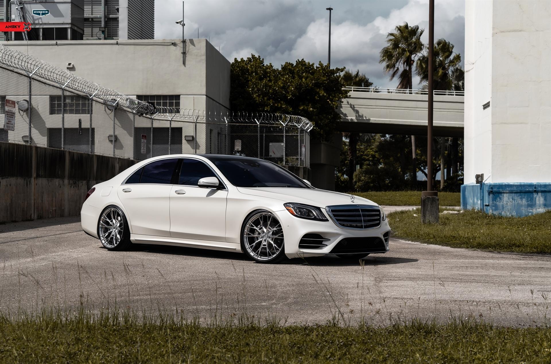 Mercedes Benz S560 – X|Series S1-X5